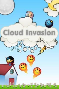 Cloud Invasion poster