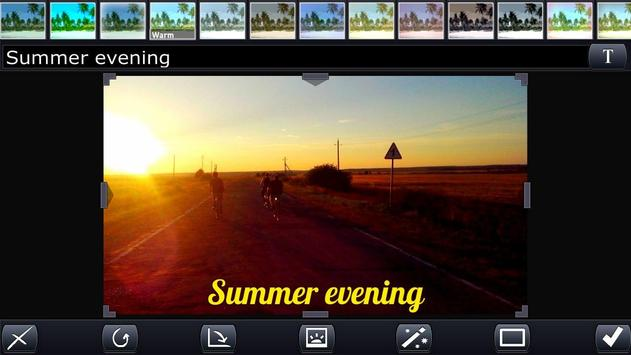 Photon. Mobile photoeditor screenshot 4