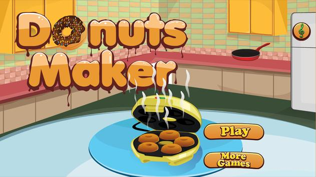 donut maker game free