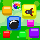 Bubble Blocks 2 FREE icon