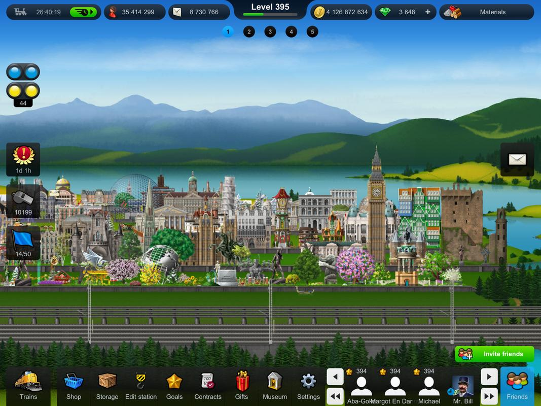 train tycoon games free download
