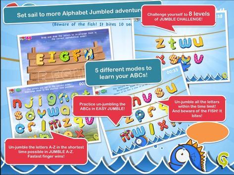 Alphabet Cards for Kids screenshot 3