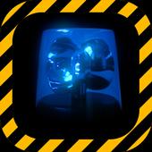 Police Light Free icon