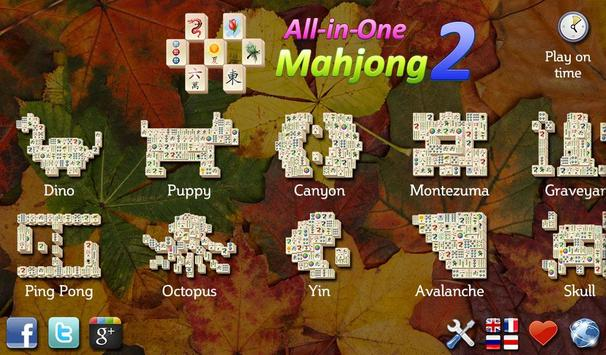 All-in-One Mahjong 2 FREE poster
