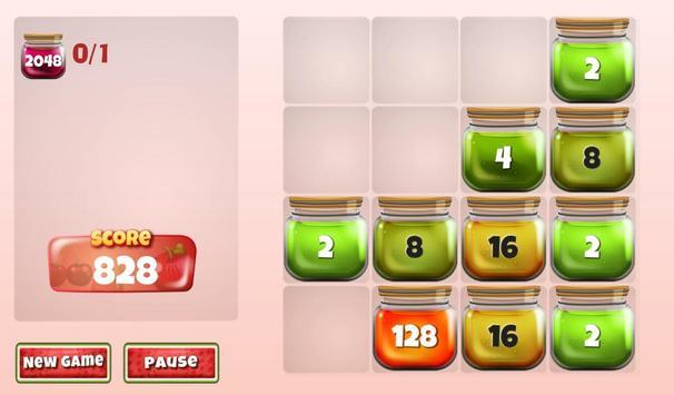 2048 Jar screenshot 2