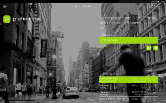 Platinmusic screenshot 6