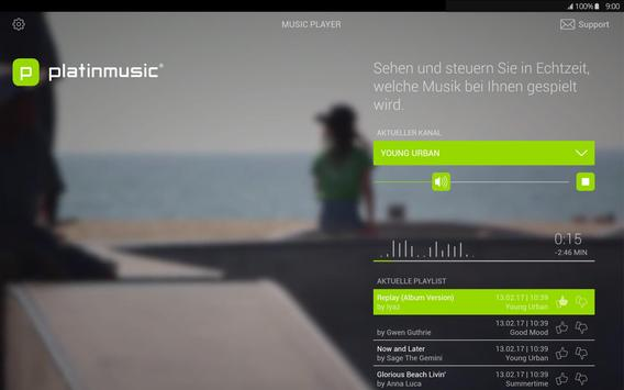 Platinmusic screenshot 9