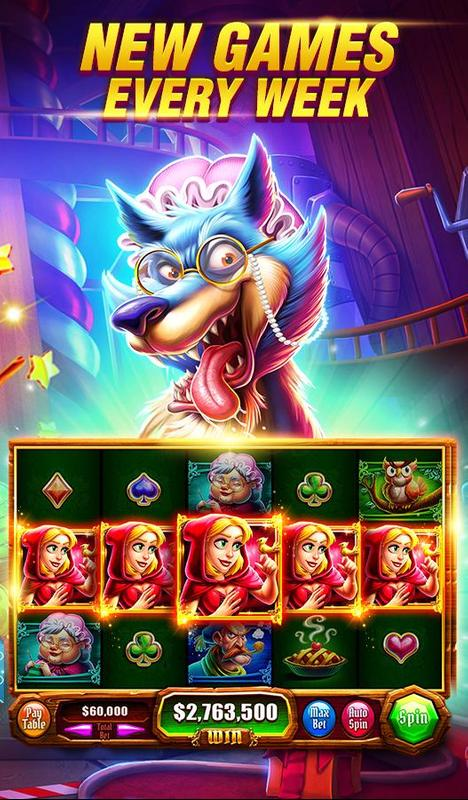Vegas slot machine free download