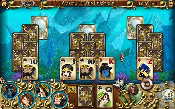 Quest for Seeta Solitaire Free screenshot 7