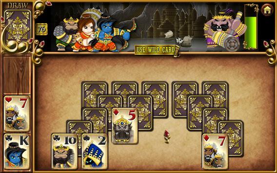 Quest for Seeta Solitaire Free screenshot 8