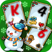 Christmas Solitaire Card Game icon