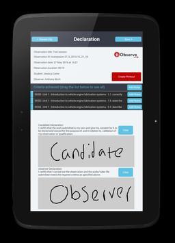 iObserve + apk screenshot