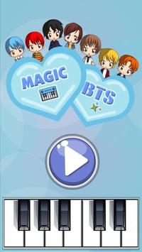 Magic Tiles - BTS Edition (K-Pop) poster