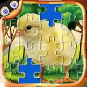 Animal Jigsaw Game Like Real icon