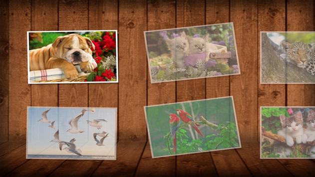 Animal Jigsaw Game Like Real screenshot 9