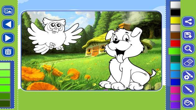 Cute Animal Painting screenshot 10