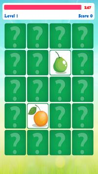 Berry Memory for Kids poster