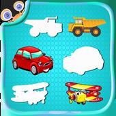 Vehicles Pairing icon