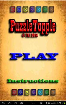 Puzzletopple HD poster