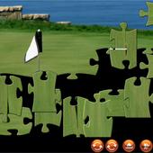 Golf Jigsaw Puzzle 800x600 icon