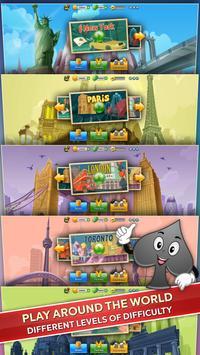 Solitaire World Tour screenshot 2