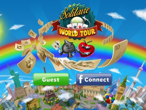 Solitaire World Tour screenshot 5
