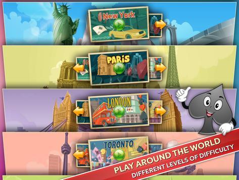 Solitaire World Tour screenshot 8
