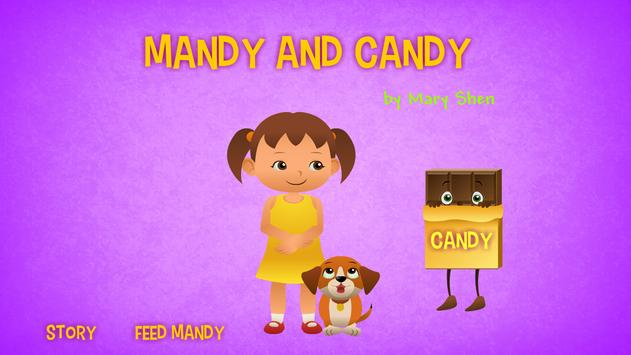 Mandy and Candy poster