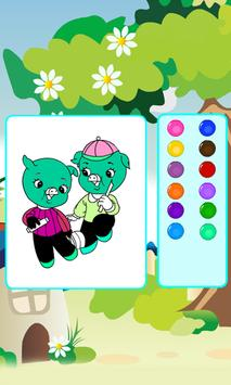 Coloring Pages Kids Jolly apk screenshot