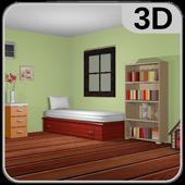 3D Escape Games-Puzzle Rooms 15 icon