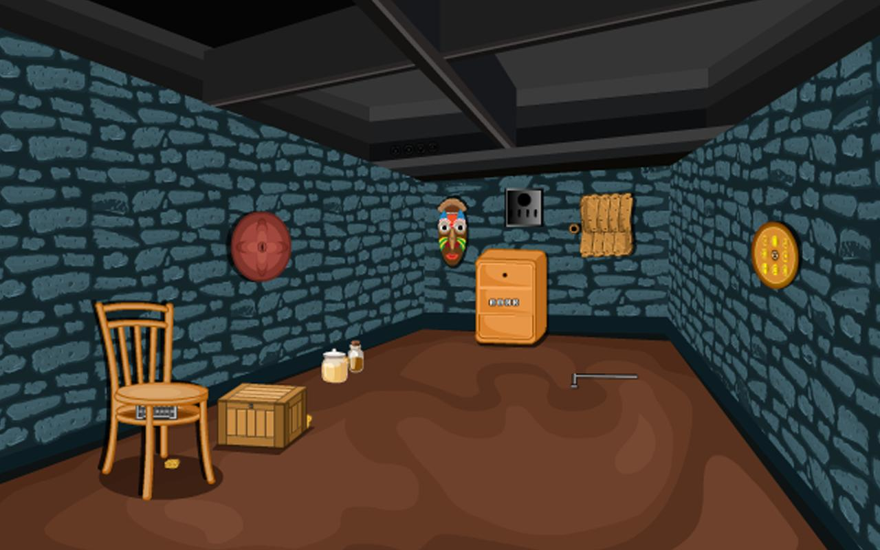 how to solve the basement escape room