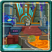 Escape Puzzle Mermaid Castle icon