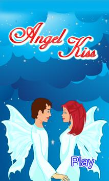 Kissing Game-Angel Romance Fun poster