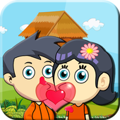 Fun Game-Jack and Jenny 2 icon