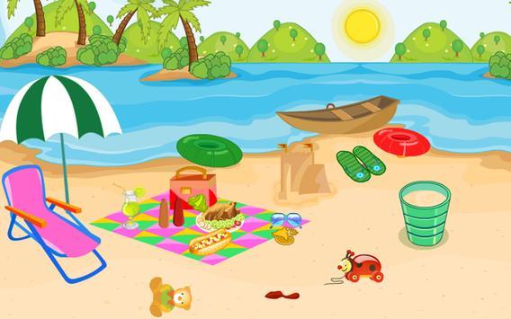 Hidden Objects Sea Shells screenshot 9