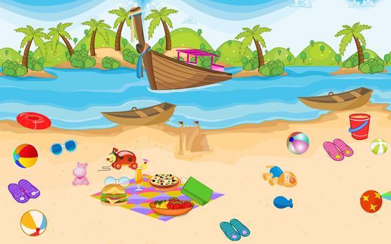 Hidden Objects Sea Shells screenshot 10