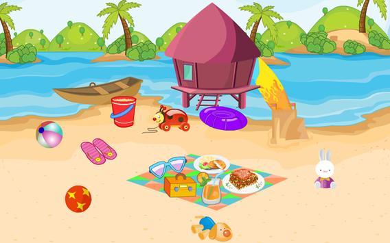 Hidden Objects Sea Shells screenshot 11