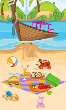 Hidden Objects Sea Shells screenshot 1