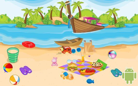 Hidden Objects Sea Shells screenshot 4