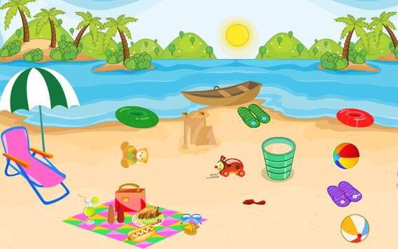 Hidden Objects Sea Shells apk screenshot