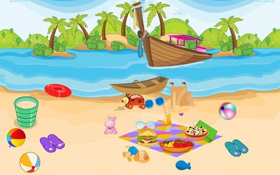 Hidden Objects Sea Shells screenshot 7