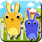 Bunny Matching Game icon
