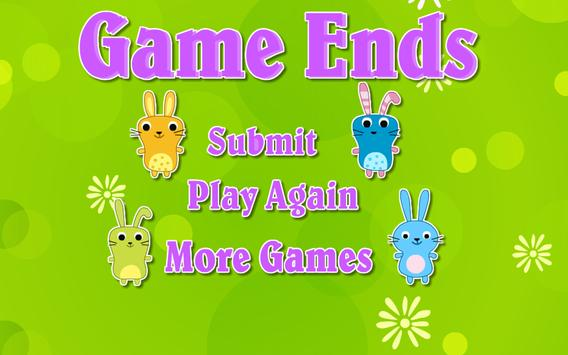Bunny Matching Game screenshot 5