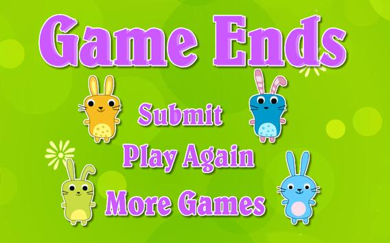 Bunny Matching Game screenshot 8