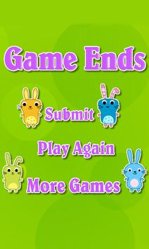 Bunny Matching Game screenshot 2