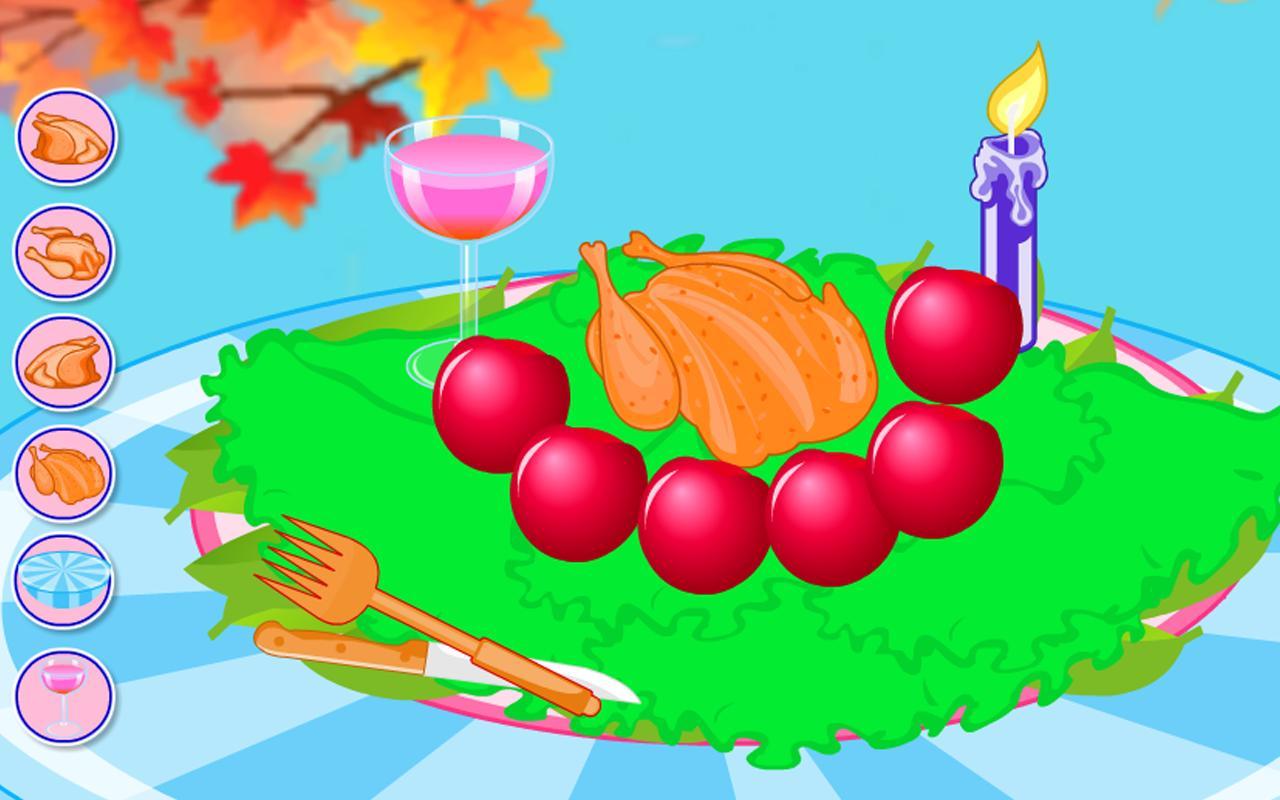 Decoration game thanksgiving apk baixar grátis casual