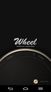 Wheel by ramraver interactive poster