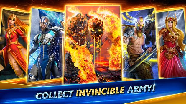 Heroes of Midgard: Thor's Arena - Card Battle Game poster