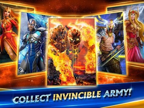 Heroes of Midgard: Thor's Arena - Card Battle Game apk screenshot