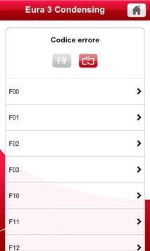 Checkapp Caldaie apk screenshot